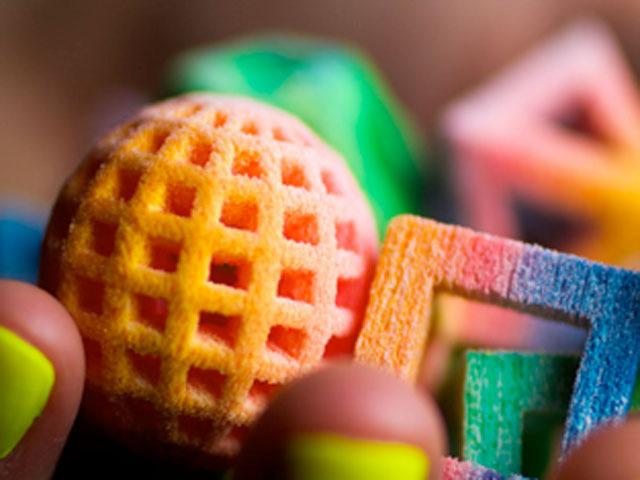 Bonbons gelifiés imprimante 3D